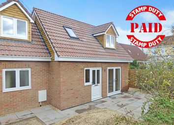 Thumbnail 3 bed detached bungalow for sale in Eden Vale Road, Westbury
