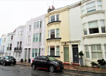 Thumbnail 5 bed terraced house for sale in Temple Street, Brighton, East Sussex.