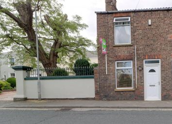 Thumbnail 2 bed end terrace house for sale in Flatgate, Howden, Goole