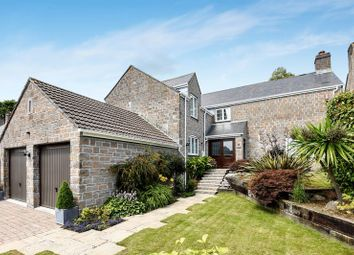 Thumbnail 5 bed detached house for sale in Charles Hankin Close, Ivybridge
