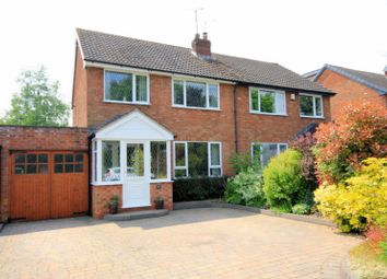 Thumbnail 3 bed semi-detached house for sale in Barn Bank Lane, Stafford
