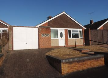 Thumbnail 2 bed detached bungalow to rent in Fairoak Avenue, Parkside, Stafford, Staffordshire