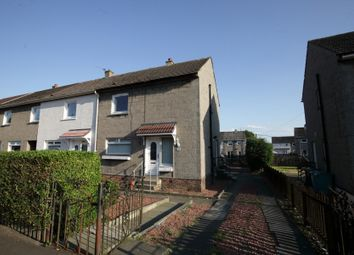 Thumbnail 3 bed end terrace house for sale in Linnhe Crescent, Wishaw, Lanarkshire