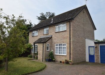 Thumbnail 4 bedroom detached house for sale in Nunnery Drive, Thetford
