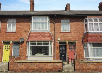 Thumbnail 2 bed flat for sale in Bamborough Terrace, North Shields, Tyne And Wear