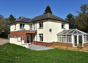 4 bed detached house for sale in Sidmouth Road, Aylesbeare, Near Exeter EX5