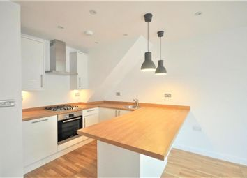 Thumbnail 3 bed flat to rent in Percy Road, Watford