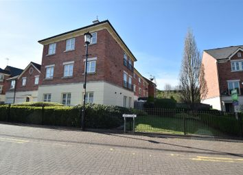 Thumbnail 2 bed flat for sale in Lion Court, Worcester