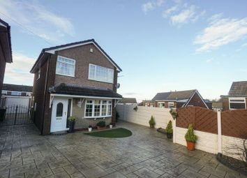 Thumbnail 3 bed detached house for sale in Whitehorse Close, Horwich, Bolton