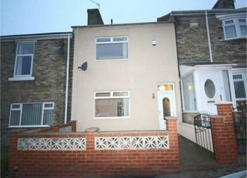 Thumbnail Terraced house to rent in Whitehouse Lane, Ushaw Moor, Durham