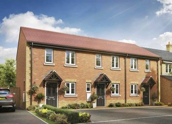 """Thumbnail 2 bed terraced house for sale in """"The Beckford - Plot 84"""" at Weir Hill, Preston Street, Shrewsbury"""