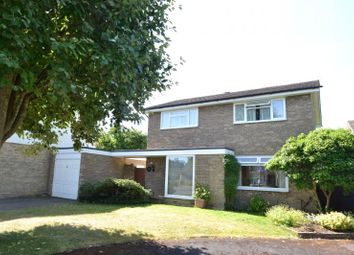 Thumbnail 4 bed link-detached house for sale in Campbell Close, Woodstock