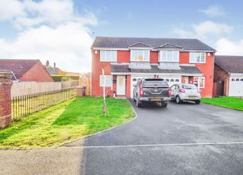 Thumbnail 3 bed semi-detached house for sale in Southfields, Dudley, Cramlington