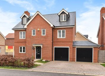 Thumbnail 5 bed detached house for sale in Morgan Drive, Berryfields
