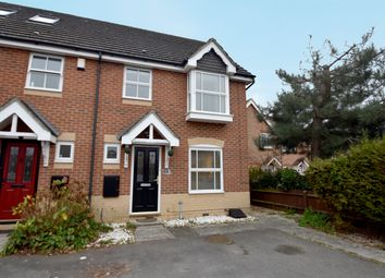 Thumbnail 3 bed end terrace house for sale in Skylark Court, Southsea, Hampshire