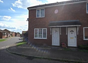 Thumbnail 3 bedroom semi-detached house for sale in Norman Close, Fakenham