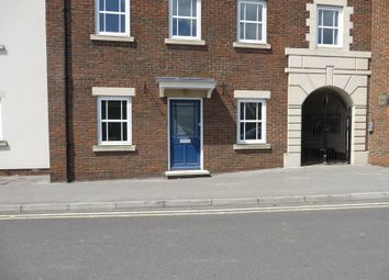 Thumbnail 2 bed flat to rent in Sedgemoor Way, Glastonbury