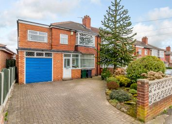Thumbnail 4 bed semi-detached house for sale in Broom Lane, Rotherham