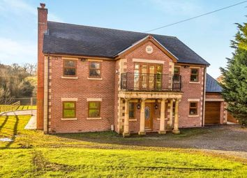 Thumbnail 6 bed detached house for sale in Church Road, Higher Walton, Preston, Lancashire