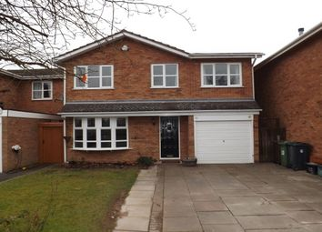 Thumbnail 5 bed property to rent in Ullenhall Road, Knowle, Solihull
