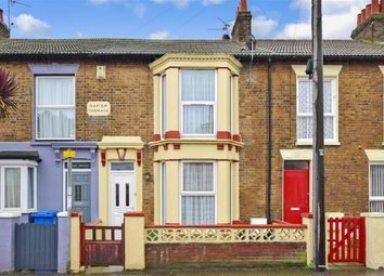 Thumbnail 2 bed terraced house for sale in Marine Parade, Sheerness, Kent