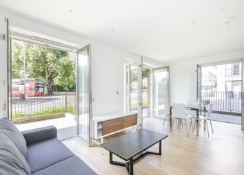Thumbnail 1 bed flat to rent in St John's Way, London