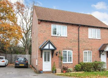 Thumbnail 2 bed semi-detached house for sale in Larkspur Gardens, Thatcham
