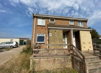 Thumbnail 1 bed flat for sale in Iford Close, South Heighton, Newhaven