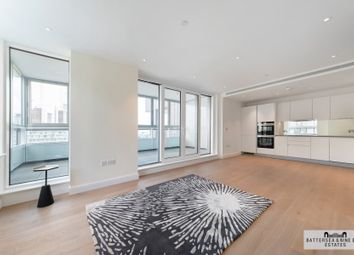 Thumbnail 2 bed flat for sale in Chelsea Bridge Vista, Sopwith Way