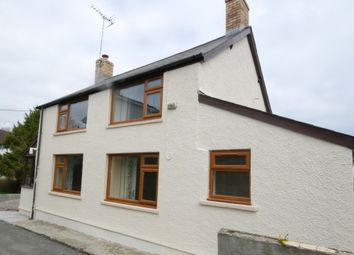 Thumbnail 2 bed detached house to rent in Comins Coch, Aberystwyth