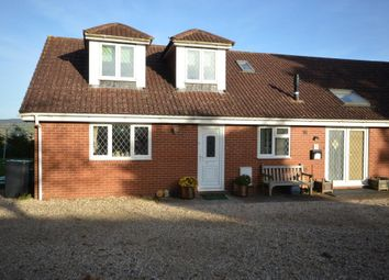 Thumbnail 3 bed semi-detached bungalow to rent in Littledown Farm, Littledown Lane, Newton Poppleford, Sidmouth