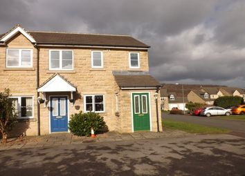 Thumbnail 2 bed flat to rent in Old Earth, Elland