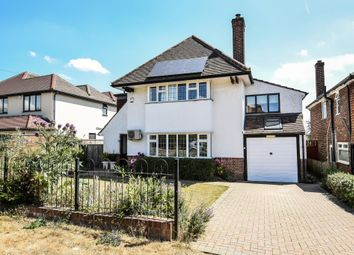 Thumbnail 5 bed detached house to rent in Chenies Avenue, Amersham