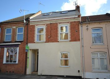 Thumbnail 2 bed flat to rent in Edith Street, Northampton