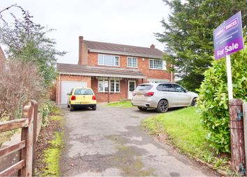 Thumbnail 4 bedroom detached house for sale in Northwood Green, Westbury-On-Severn