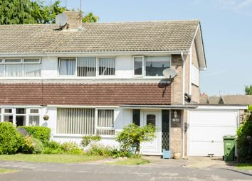 Thumbnail 3 bedroom semi-detached house for sale in Foxwood Lane, York