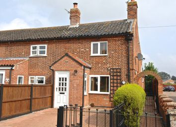 Thumbnail 2 bed end terrace house to rent in Queens Road, Hethersett