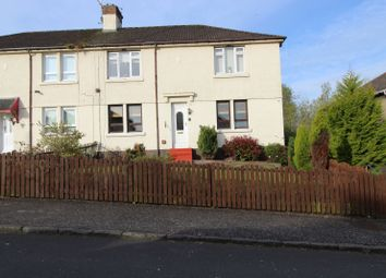 Thumbnail 2 bed flat for sale in Deans Avenue, Cambuslang, Glasgow