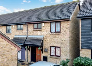 Thumbnail 3 bed end terrace house for sale in Beagle Close, Hanworth, Feltham