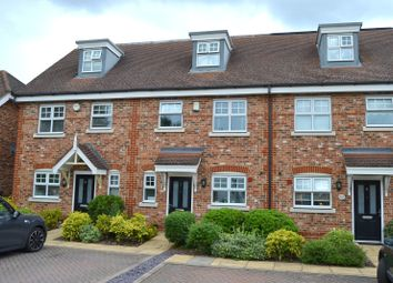 Thumbnail 4 bed town house for sale in Northfield Farm Mews, Cobham