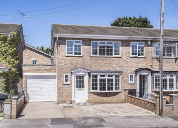 3 bed end terrace house for sale in Silver Way, Romford RM7