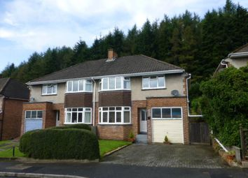 Thumbnail 3 bed property to rent in Hafod Cwnin, Carmarthen