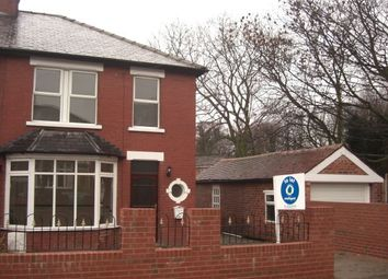 Thumbnail 3 bed semi-detached house to rent in Grove Avenue, South Kirkby, Pontefract