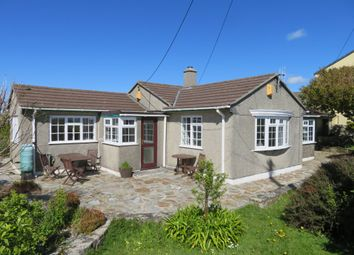Thumbnail 2 bed detached bungalow for sale in Levant Road, Trewellard, Pendeen, Penzance