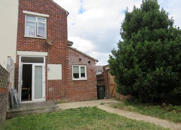 Thumbnail 2 bedroom end terrace house for sale in Hayling Avenue, Portsmouth