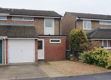 Thumbnail 3 bed semi-detached house to rent in Defiant Close, Bicester