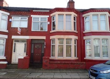 Thumbnail 3 bed terraced house for sale in Selby Road, Orrell Park, Liverpool, Merseyside
