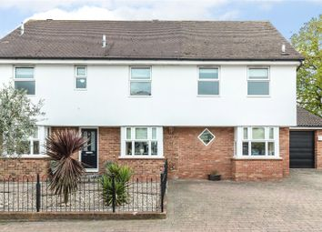 Thumbnail 5 bed detached house for sale in Russetts, Langdon Hills, Essex