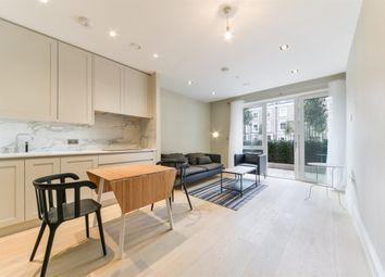 Thumbnail 1 bed flat to rent in Chiswick Gate, Burlington Lane, London