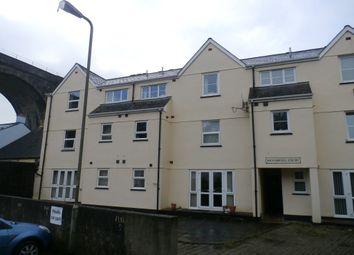 Thumbnail 2 bed flat to rent in Bannawell Street, Tavistock